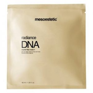 Radiance DNA crystal fiber mask