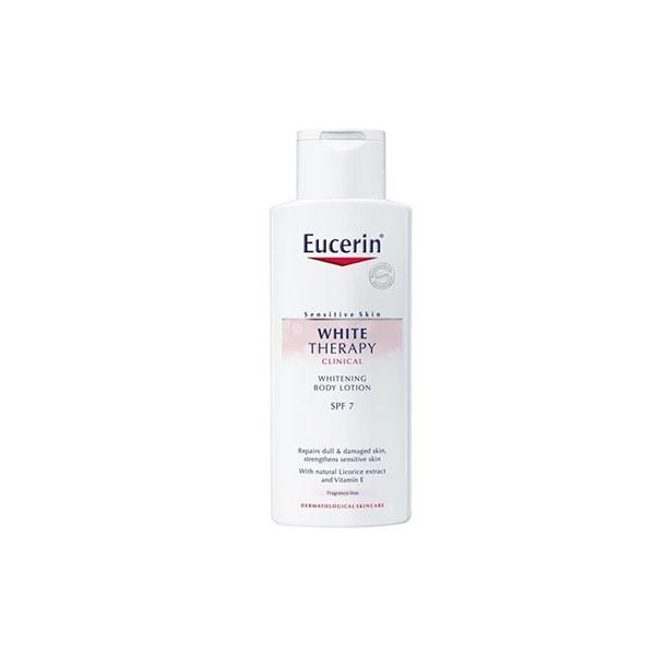 Hibeauty.vn - sua duong the lam trang da eucerin white therapy body lotion spf 7