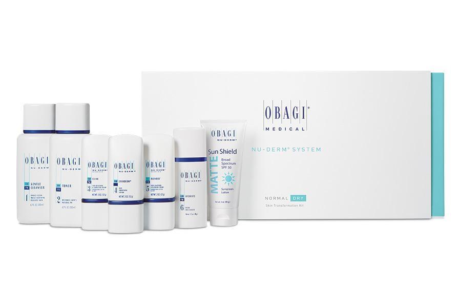Obagi Nu-Derm Transformation Kit Norm-Oily - Bộ đặc trị nám dành cho da dầu size nhỏ-hibeauty