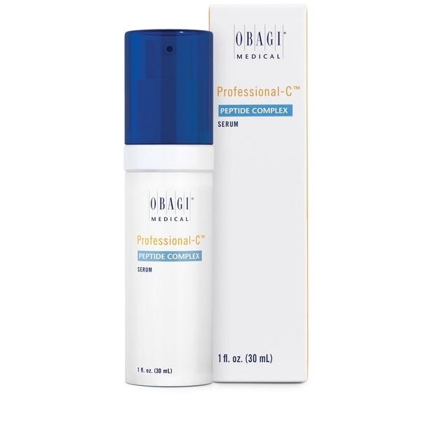 Serum chống lão hóa, dưỡng sáng da Obagi Professional-C Peptide Complex Serum 30ml dành cho làn da nhạy cảm – Mỹ-hibeauty