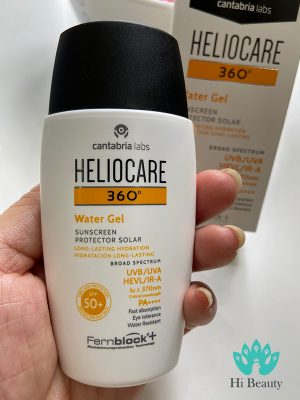 kem chống nắng heliocare 360 water gel spf 50 - hibeauty.vn