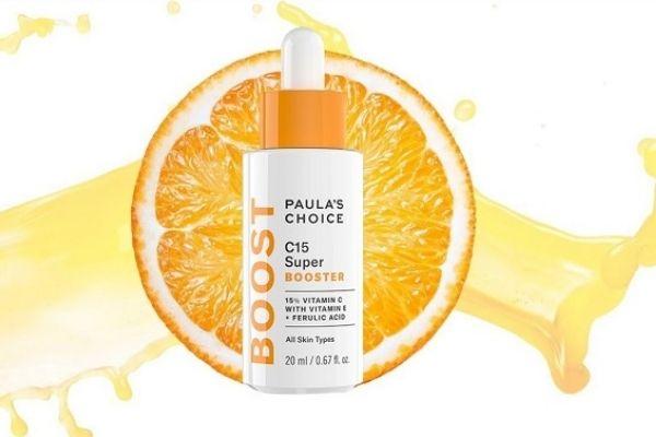 Paula's Choice C15 Super Booster thành phần chứa Vitamin C
