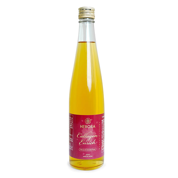 Nước uống Collagen Enrich Hebora Nhật Bản