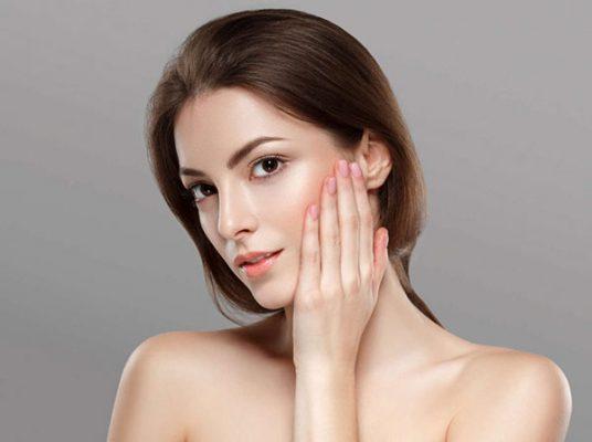 Sản phẩm chiết xuất từ các thành phần tự nhiên tốt cho da