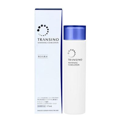 Transino Whitening Clear Lotion 175ml