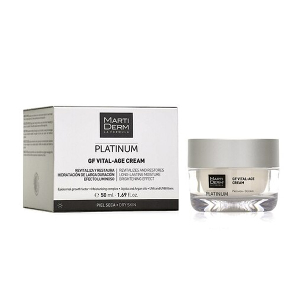 MartiDerm Platinum GF Vital Age Cream Normal/Mixed Skin